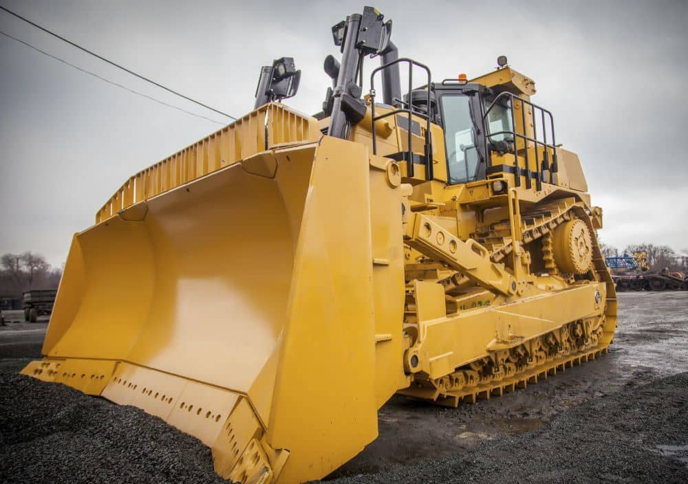How to Maintain a Bulldozer